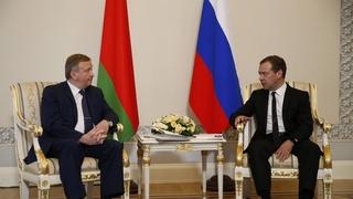 Беседа с Премьер-министром Белоруссии Андреем Кобяковым