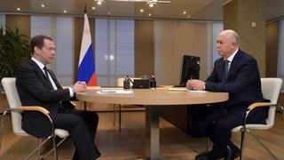 Беседа с губернатором Самарской области Николаем Меркушкиным