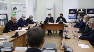 Встреча   с руководителями градообразующих предприятий Дубны