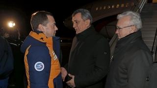 Поездка Дмитрия Медведева в Красноярский край