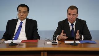 Заявления Дмитрия Медведева и Премьера Государственного совета КНР Ли Кэцяна для прессы по завершении 24-й регулярной встречи глав правительств России и Китая