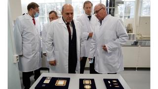 Посещение завода полупроводниковых приборов в Йошкар-Оле