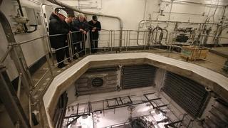 Осмотр атомного ледокола «Арктика»