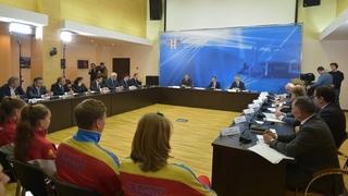 Совещание об обеспечении условий для подготовки спортивных сборных команд России