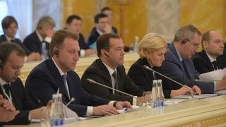 21-я регулярная встреча глав правительств России и Китая