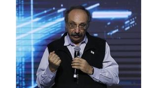 Выступление Бориса Нуралиева на панельной дискуссии с участием представителей IT-индустрии
