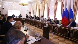Встреча с участниками форума «Развитие высшего образования»