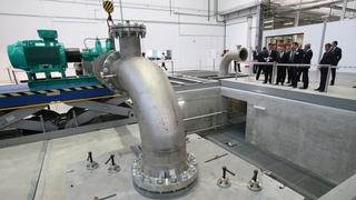 Посещение завода по производству насосного оборудования компании Wilo