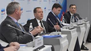 Круглый стол  «Диверсификация оборонно-промышленного комплекса и региональное развитие – стратегия перемен»