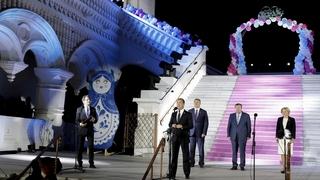 Церемония открытия Всероссийского театрального марафона в Южном федеральном округе