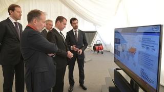 Интерактивная демонстрация производственного процесса Стойленского горно-обогатительного комбината