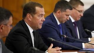 Вступительное слово Дмитрия Медведева на совещании о развитии водохозяйственного комплекса в бассейне реки Волги