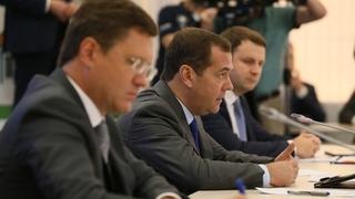 Вступительное слово Дмитрия Медведева на совещании о функционировании электросетевого комплекса России