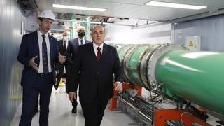 Посещение Объединенного института ядерных исследований в Дубне