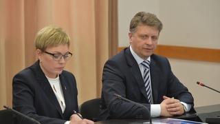Доклад главы Минтранса Максима Соколова на совещании о крупных проектах развития транспортной инфраструктуры севера России