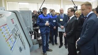 Посещение Чебоксарского электромеханического колледжа