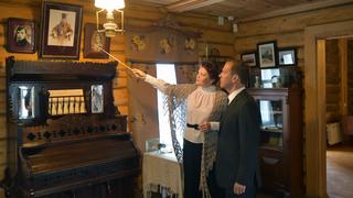 Посещение Государственного музея-заповедника С.А.Есенина