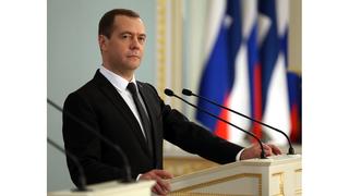 Совместная пресс-конференция Дмитрия Медведева и Премьер-министра Финляндии Юхи Сипили