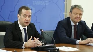 Вступительное слово Дмитрия Медведева на встрече с руководителями ведущих животноводческих предприятий