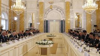24-я регулярная встреча глав правительств России и Китая