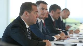 Вступительное слово Дмитрия Медведева на совещании о стимулировании экспорта сельскохозяйственной продукции