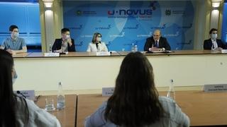 Встреча Михаила Мишустина со студентами – молодыми предпринимателями