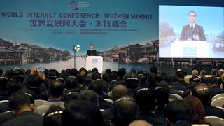 Дмитрий Медведев принял участие в церемонии открытия 2-й Всемирной конференции по вопросам Интернета