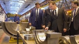 Посещение ЗАО «Невский завод»