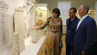 Посещение государственного историко-археологического музея-заповедника «Херсонес Таврический»