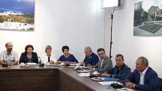 Встреча с представителями общественности, деятелями науки и культуры Севастополя и Республики Крым