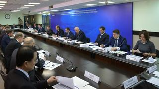 Совещание о текущем состоянии автомобильной промышленности и основных направлениях стратегии её развития на период до 2025 года