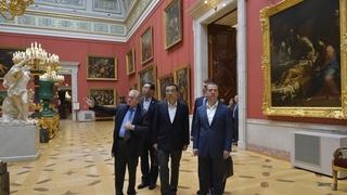Посещение Государственного Эрмитажа