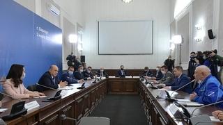 Встреча  с представителями промышленной отрасли Алтайского края