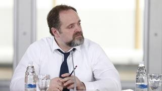 Доклад Сергея Донского на совещании о сохранении, предотвращении загрязнения и рациональном использовании реки Волги