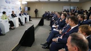 Круглый стол «Новый бизнес в России – реализованные возможности»