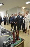 Посещение детского технопарка «Кванториум» в Королёве