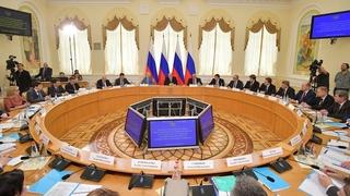 Встреча Михаила Мишустина с членами Совета по стратегическому развитию Костромской области