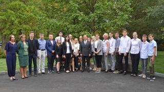 Посещение регионального центра компетенций «IT-колледж». Со студентами и преподавателями колледжа