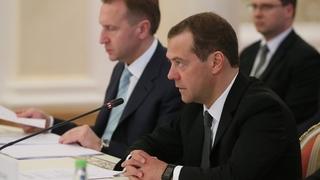 Выступление Дмитрия Медведева на заседании Совета глав правительств государств – участников Содружества Независимых Государств в широком составе