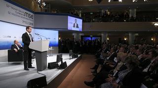 Выступление Дмитрия Медведева на панельной дискуссии