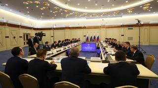 Заседание Правительственной комиссии по вопросам социально-экономического развития Калининградской области