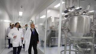 Посещение научно-производственного центра ЗАО «БИОКАД»