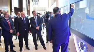 Посещение  выставки цифровых проектов