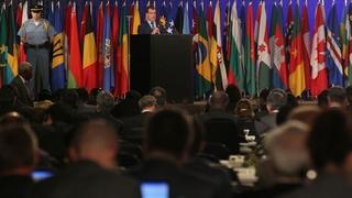 Выступление на третьей сессии пленарного заседания Конференции ООН по устойчивому развитию «Рио+20»