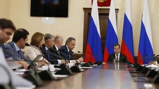 Вступительное слово Дмитрия Медведева на совещании о мерах по обеспечению своевременного и качественного строительства объектов в рамках национальных проектов