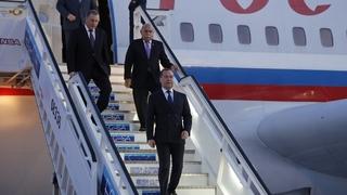 Официальный визит Дмитрия Медведева в Республику Куба