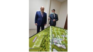 Посещение особой экономической зоны «Моглино», презентация потенциала развития ОЭЗ «Моглино»