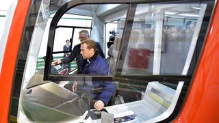 Посещение Тверского вагоностроительного завода