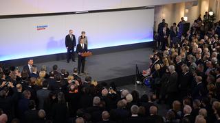 Выступление Дмитрия Медведева на церемонии открытия Президентского центра Б.Н.Ельцина