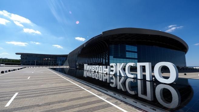Рабочая поездка Юрия Трутнева в Ставропольский край